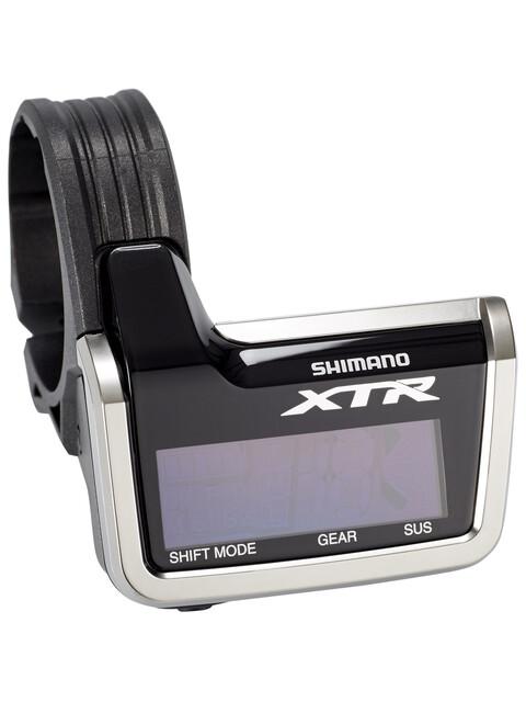 Shimano XTR Di2 SC-M9051 Informations-Display schwarz